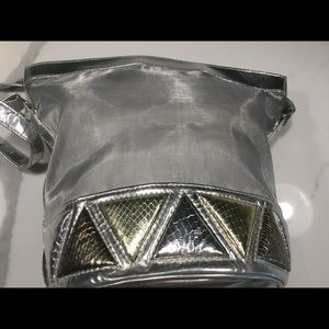 Impo Bags - Silver Shoulder Bag